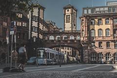 Frankfurt street (baridue) Tags: romeberg frankfurt francoforte germany germania colori streetphoto streetphotography street