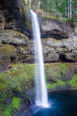 South Falls (Tom Fenske Photography) Tags: silverfalls southfalls motion blur waterfalls river falls oregon water
