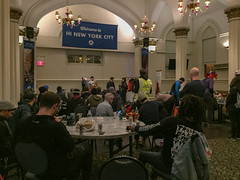 Manhattan, New York (Quench Your Eyes) Tags: cranksgiving cranksgiving2018 cranksgivingnyc hinewyorkhostal ny bike bikeevent charityorganization fooddonation groupride manhattan newyork newyorkcity newyorkstate nyc