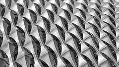 Cushions (Joseph Pearson Images) Tags: building architecture abstract usembassy london kierontimberlake blackandwhite mono bw