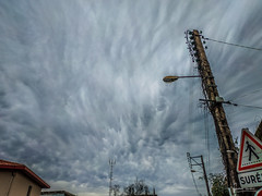 Coton sky ! (Jérôme Cousin) Tags: xiaomi redmi note 5 ciel sky cloud clouds nuage nuages bayonne biarritz anglet ba 64 pays basque pyrenees atlantiques
