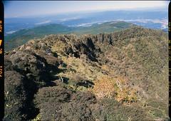 Karakuni west ridge (WilliamJosephJefferson) Tags: provia100f pentax45~85 pentax645 film analog art