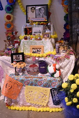 _DSC0316 (alnbbates) Tags: november2018 dayofthedead livingartsoftulsa tulsa oklahoma altars ofrendas altar ofrenda