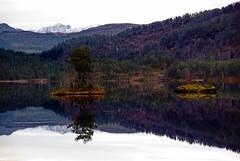 Spegling av holmer -|- Reflection of islets (erlingsi) Tags: bekkjevatn sunnfjord reflection spegling