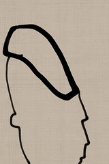 2018.06.25 Commuter Hats (1) (Julia L. Kay) Tags: zenbrush zenbrushapp zen brush zenbrushapponly bw blackandwhite black white juliakay julialkay julia kay artist artista artiste künstler art kunst peinture dessin arte woman female sanfrancisco san francisco sketch dibujo daily everyday 365 mobileart mobile idraw isketch iart digital mda iamda mobiledigitalart ipad touchscreen fingerpaint fingerpainter touch tablet iphone idevice ithing