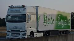 D - Heide Logistik DAF XF 106 SSC (BonsaiTruck) Tags: heide logsitik daf lkw lastwagen lastzug truck trucks lorry lorries camion caminhoes