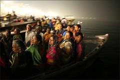 To the Rituals (Iam Marjon Bleeker) Tags: india varanasi benares ganges holyriver holyplace rituals sevanidh manmandirghat touristattractions dag15md0c9828g