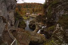 Vue d'ensemble des Pertes de l'Ain - Jura (francky25) Tags: vue densemble des pertes de lain jura franchecomté paysage automne