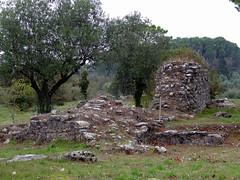 Yacimiento. Muralla Altoimpierial (Conimbriga, Portugal) (Juan Alcor) Tags: yacimiento muralla altoimperial conimbriga portugal ruinas romanas romano