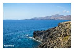 Lanzarote - G162018-3459b (ROBERTO VILLAR -PHOTOGRAPHY-) Tags: photografikarv lzphotografika lanzarotephotográfika imagenesdelanzarote fotosdelanzarote photobank mejorconunafoto mar