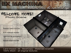 Ex Machina for Eclipse 11.13.2018 (Eclipse Event) Tags: eclpiseevent secondlife dark