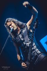 BEAST IN BLACK (ajkabajka) Tags: concert concerts concertphotography koncerty music metal live musician metalmusic