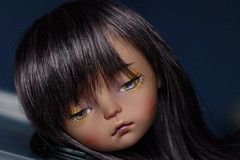 Face-up commission (Guinevere88) Tags: bjd bjdfaceup balljointeddoll bjdgirls faceup faceupcommission faceupbjd faceupforbjd makeupfordoll makeup doll dolls dollfaceup