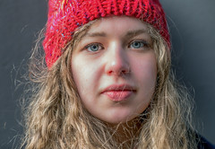 A stranger / The Hague 2018 (zilverbat.) Tags: binnenhof canon centrum denhaag dutch face portrait portret portretfotografie thenetherlands zilverbat project