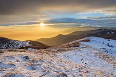 Balkan mountain (Ivaylo Madzharov) Tags: balkan mountain bulgaria landscape nature sunset snow winter