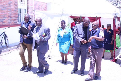 Zimbabwe: Official opening of Mpilo Centre of Excellence
