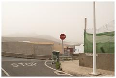 Puerto de Sardina (epha) Tags: calima canarias canaryislands grancanaria kanarischeinseln brumaseca