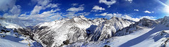 Swiss Alps panorama (ej - light spectrum) Tags: switzerland schweiz suisse svizzera winter mountains berge alpen alps valais wallis landschaft landscape snow schnee panorama 2018 januar january swissalps aussicht snowcapped schneebedeckt 瑞士 スイス 山々 阿爾卑斯山 アルペン viewpoint