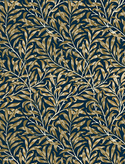 Willow Bough by William Morris (1834-1896). Original from The MET Museum. Digitally enhanced by rawpixel. (Free Public Domain Illustrations by rawpixel) Tags: antique art artwork background beautiful black bloom bohemian botanical botany bough branch cc0 colorful decor decoration decorative delicate design detailed elegant fabric floral garden graphic green illustration interiordesign leaves morris name nature old ornament ornamental pattern pdproject petal print publicdomain retro style stylish textile texture vintage wallpaper william williammorris willow