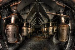 ppfisheye6 (Geert Orange_Crush VP) Tags: abandoned urbanexploring industry