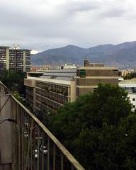 Cordillera urbana (acamilat) Tags: santiago chile cordillera nubes