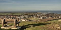 Happy bench Monday ☺️xx (shona.2) Tags: scotland beach vista view seat northberwicklaw hbm monday bench