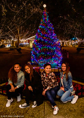 2019.01.13.5792 Nighttime St. Augustine (Brunswick Forge) Tags: 2019 grouped florida night nikond500 staugustine outdoor outdoors peopleportraits people christmas holiday winter favorited