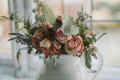 Decay..... (christilou1) Tags: sony a7riii voigtlander 35mm 12 ii asph flowers bouquet wedding decay dying drooping faded colours roses vase wolf 06 tribe