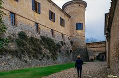 La Castellana e i bastioni di Castello Scipione (danilocolombo69) Tags: castelloscipione pallavicino torre storico danilocolombo danilocolombo69 nikonclubit
