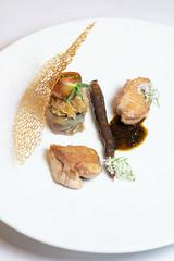 鵪鶉 (Yu,Tsai) Tags: leica leicacl carlzeiss sonnar csonnart1550zm 50mm t food principe
