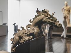 Louvre Abu Dhabi (padraic collins) Tags: louvreabudhabi abudhabi uae saadiyatisland jeannouvel dragon