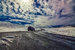 On our way to Arnarstapi (Sonia gsgs) Tags: iceland arnarstapi snow road roadtrip trip nikon nikonphotography d3300 tokina 1116mm