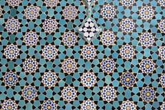 Jameh mosque in Isfahan - Iran