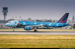 [BRU.2018] #Brussels.Airlines #SN #Airbus #A320 #OO-SNC #Rene.Magritte #awp (CHR / AeroWorldpictures Team) Tags: brussels airlines airbus a320214 cn 1797 eng cfmi cfm565b4p reg oosnc pax cy180 rmk painted belgianiconsrenémagritte special colours history aircraft first flight test built site toulouse lfbo france delivered ltu lt dalth tsf airberlin ab ber sold brusselsairlines sn bel belgianreddevils plane airplane aircrafts planespotting bruxelles belgium belgique europe a320 color nikon d300s nikkor zoomlenses raw 2018 aeroworldpictures awp chr