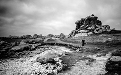 SCY0448 - Granite carn, Long Point, St Agnes, Isles of Scilly. (www.jhluxton.com - John H. Luxton Photography) Tags: stagnes islesofscilly scilly scillonia scillyisles granite carnivalcorporation england uk cornwall coast kernow longpoint granitecarn monochrome blackandwhite johnwilliamluxton landscape granitelandscape