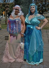 Mermaid Outfits (Scott 97006) Tags: ladies women costume mermaid fun females outfit parade queens attire