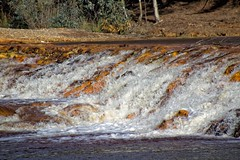 El río Odiel (José Luis Esteve) Tags: rio sierra huelva minas