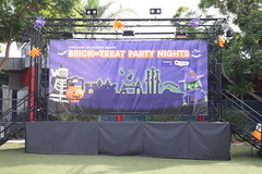 """Brick or Treat Party Stage • <a style=""""font-size:0.8em;"""" href=""""http://www.flickr.com/photos/28558260@N04/46311677511/"""" target=""""_blank"""">View on Flickr</a>"""