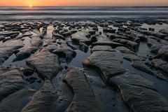 The Maze (CloudRipR) Tags: rock beach sand tidepool tides waves ocean sun sunset water encinitas carlsbad pontobeach socal southerncalifornia sandiegocounty