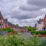 Corner of Shepherds Lane and Hamilton Terrace, Harehills, Leeds thumbnail