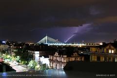 20170626-0007 (srkirad) Tags: travel belgrade beograd serbia srbija storm night lightning lightnings clouds stormy cloudy sky lightningchasing stormchasing
