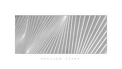 . . . (Karl-Heinz Bitter) Tags: lines architecture monochrome abstract abstrakt white frame dancing karlheinzbitter fineart emilia romana station