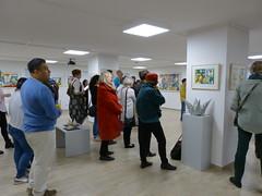 YOROKOBI 2019 in Prien Vernissage und Ausstellung Origami und Druckgraphik  Tomoko Fuse & Taro Toriumi (esli24) Tags: