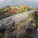 I-105 bridge demolition