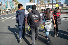 Sleeves Up. Hearts Open. All In. Red Cross Youth volunteers participate in the Veteran's Day Parade (American Red Cross of Silicon Valley) Tags: veteransdayparade siliconvalleychapter americanredcross sanjose oleksiinazaruk