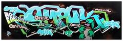 2018_11_02_Graff01 (Graff'Art) Tags: art artwork bombing fresque graff graffiti mural paint painting peinture spray street streetart urban urbanart wall wallpainting