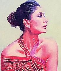 Kareena Kapoor #art #illustration #drawing #draw #picture #artist #sketch #sketchbook #paper #pen #pencil #artsy #instaart #beautiful #instagood #gallery #masterpiece #creative #photooftheday #instaartist #graphic #graphics #artoftheday #typography #karee (divakar11) Tags: ifttt instagram