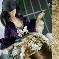 DSC_0659 (Dollfason) Tags: авторская кукла коллекционная полина мяловская vivid dolls porcelain фарфор