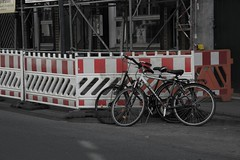 DSC_4003 (Anja 1612) Tags: fahrrad fahrräder bike baustelle streetphotography lippstadt