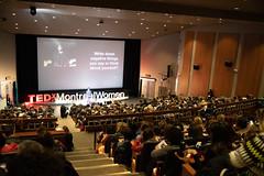 Tedxmontrealwomen 2018 - crédit photo Gaëlle Vuillaume-47